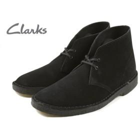 SALE クラークス Clarks DESERT BOOT デザートブーツ ブラック 334E-BS