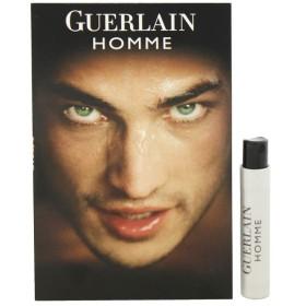 GUERLAIN ゲラン オム (チューブサンプル) EDT・BT 1ml 香水 フレグランス GUERLAIN HOMME