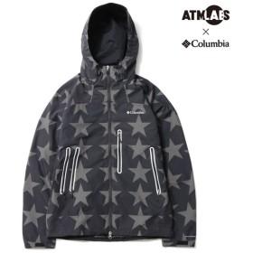 アトモス×コロンビア atmos columbia デクルーズ サミット ジャケット(BLACK PATTERN)15FW-S