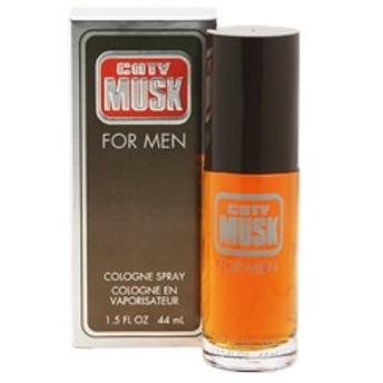 コティ COTY ムスク フォーメン (箱なし) EDC・SP 44ml 香水 フレグランス COTY MUSK FOR MEN COLOGNE