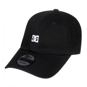 ディーシー シューズ DC SHOES キャップ シンプリー ベント (Black) 18SP-I
