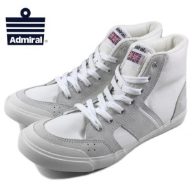 SALE アドミラル Admiral Inomer Hi イノマー ハイ ホワイト/ホワイト/ホワイト SJAD1511-010101