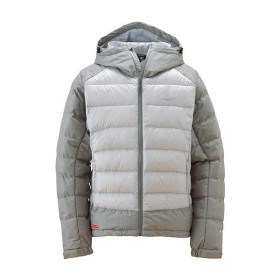 ミズノ 【ブレスサーモダウン】エアロフトハイブリッドジャケット メンズ A2JE4641 05 アロイグレー
