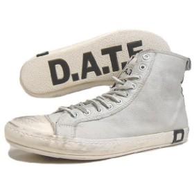 SALE D.A.T.E. デイト SANTOS HIGH JACO サントス ハイ ジャコ ホワイト 13A-SA-JA