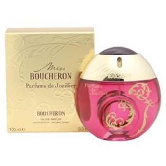 BOUCHERON ミス ブシュロン パルファム デ ジョワイエ (箱なし) EDP・SP 100ml 香水 フレグランス MISS BOUCHERON PARFUMS DE JOAILLIER