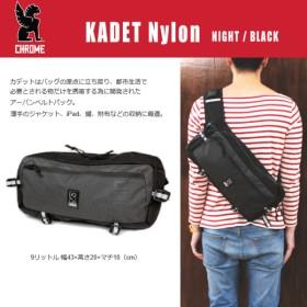 クローム CHROME カデット ナイロン KADET NYLON ナイト/ブラック NIGHT/BLACK BG-196-NITE-NA-NA