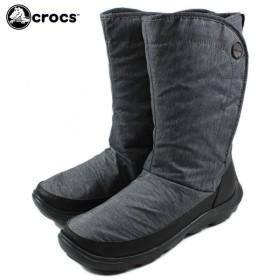 7d2132b81dee SALE クロックス crocs duet busy day boot w デュエット ビジーデイ ブーツ ウィメン ブラック ブラック 15763