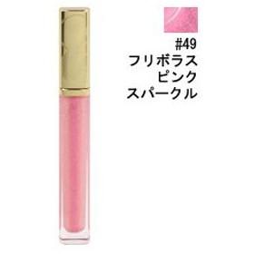 エスティローダー ESTEE LAUDER ピュア カラー グロス #49 フリボラス ピンク スパークル 6ml 化粧品 コスメ PURE COLOR GLOSS 49 FRIVOLOUS PINK SPARKLE