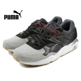SALE プーマ PUMA R698 BLOCKED R698 ブロックド ドリズル/ブラック/ガム 359288-01