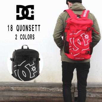 ディーシーシューズ DC SHOES バッグ 18 クォンセット 18 QUONSETT BKW(ブラック/ホワイト) RED(レッド/ホワイト) 5130E804