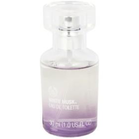 ザ・ボディショップ THE BODY SHOP ホワイトムスク EDT・SP 30ml 香水 フレグランス WHITE MUSK
