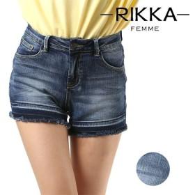 SALE セール レディース ショートパンツ RIKKA FEMME リッカファム R18S3302 FF1 F8