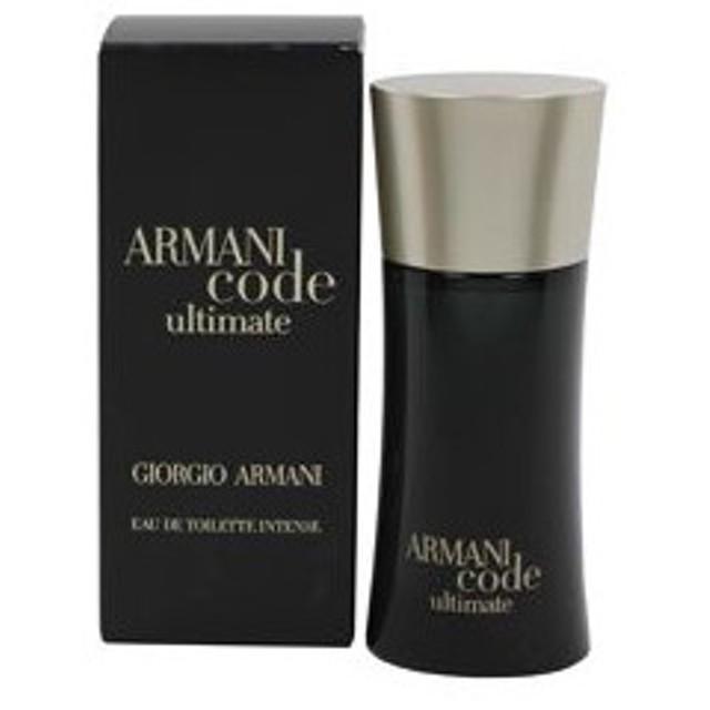 ジョルジオ アルマーニ GIORGIO ARMANI コード アルティメイト プールオム インテンス EDT・SP 50ml 香水 フレグランス CODE ULTIMATE INTENSE