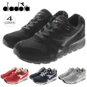 ディアドラ DIADORA ニュートラ9000 3 N9000 3 ブラック バイオレットレッドBUD クラシックネイビー/ハイライズ パロマグレー/グレーアラスカ 171853