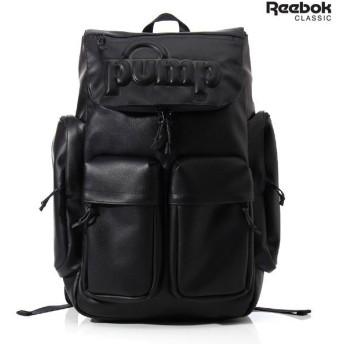リーボック Reebok CL ポンプ バックパック (BLACK)