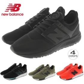 ニューバランス New balance MRL247 ブラック/ブラック(BK) ブラック(BI) オリーブ(OL) オレンジ(OR)