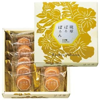 沖縄土産 琉球ぽるぼろん きび糖味 洋菓子 スイーツ サブレ クッキー ゴーフレット ID:81990005