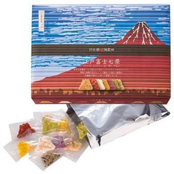 東京土産 日本橋錦豊琳 江戸富士七景(袋付き) 和菓子 スイーツ ID:81920008