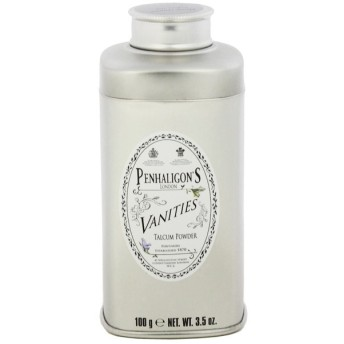 ペンハリガン PENHALIGON'S ヴァニティーズ タルカン パウダー 100g 香水 フレグランス VANITIES TALCUM POWDER