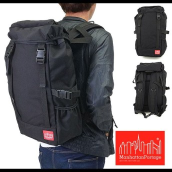 Manhattan Portage マンハッタンポーテージ Deco Backpack MP2112