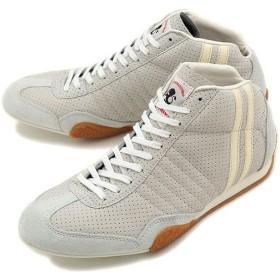パトリック PATRICK スニーカー 靴 ジェット・レザーハイ ギャラクシー WHT 524110