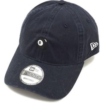 NEWERA ニューエラ キャップ New Era 9TWENTY Symbol Cloth Strap シンボル クロスストラップ ベースボールキャップ 帽子 ネイビー/Sホワイト 11474936 FW17