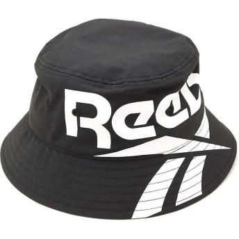 Reebok CLASSIC リーボック クラシック メンズ・レディース CL VECTOR BUCKET HAT CL ベクター バケットハット 帽子 ブラック BJ9141 SS18 メール便対応