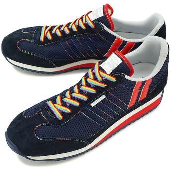 PATRICK C-MARATHON パトリック スニーカー 靴 クール・マラソン NVY  526212 SS14