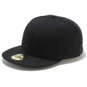 ニューエラ NEWERA NEWERA キャップ MLB カスタム 59FIFTY NYメッツ ブラック/ブラック N0002016 SC/11121670