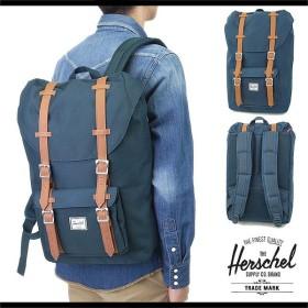 Herschel Supply ハーシェル サプライ バッグ リトルアメリカ バックパック ミッドボリューム  リュック・デイパック NAVY  10020-00007-OS