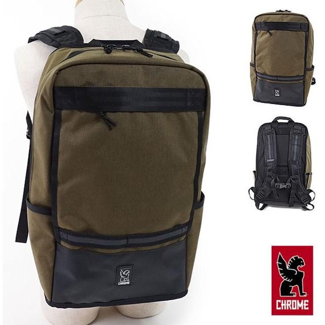 CHROME クローム バッグ 21L デイパック HONDO ホンドー パックパック リュック RANGER/BLACK  BG-219 FW17