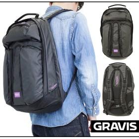 グラビス GRAVIS メトロ クラシック バックパック リュック デイパック BK 12815100001 SS14
