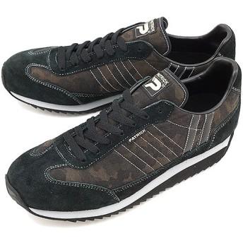 PATRICK パトリック スニーカー 靴 アーミー・マラソン BLK 525641 FW13 SPOT