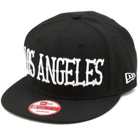 ニューエラ NEWERA キャップ 9FIFTY LOS ANGELES ナインフィフティー ロサンゼルス ブラック/スノーホワイト N0014307 NEW ERA