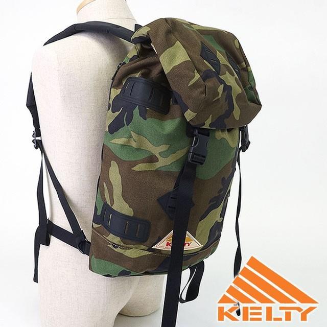 KELTY ケルティ バックパック バッグ カモ モッキンバード リュック デイパック 2591936 FW15ケルティ kelty