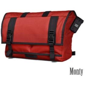 ミッションワークショップ MISSION WORKSHOP メッセンジャーバック The Monty Red モンティ レッド 5バックルカラー メッセンジャー