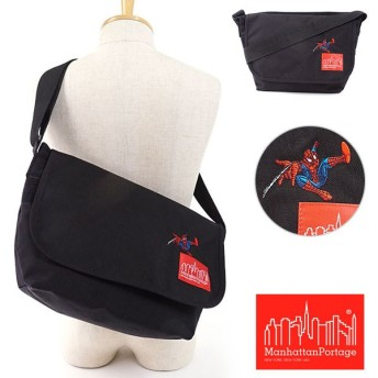 Manhattan Portage マンハッタンポーテージ MARVEL SPIDER-MAN マーベル スパイダーマン Casual Messenger Bag MP1606JRSPIDERMAN FW17