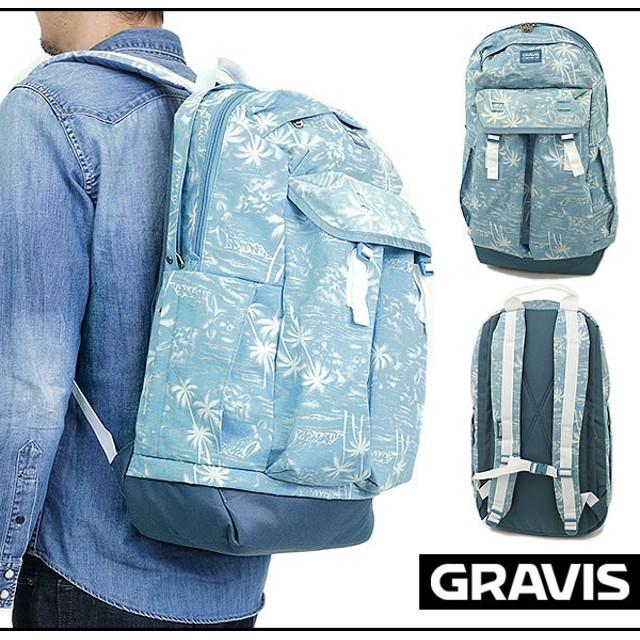 グラビス GRAVIS メトロ2 バックパック リュック デイパック PLM 12865100318 SS14