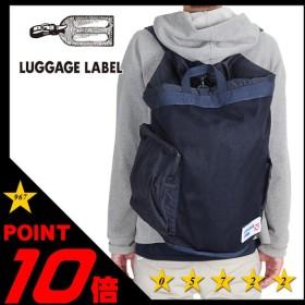 本日|最大P22倍 LUGGAGE LABEL 吉田カバン ラゲッジレーベル カーゴ ダッフルバッグ リュック 967-05722 吉田カバン 新作 2014 メンズ レディース