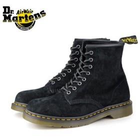 ドクターマーチン Dr.Martens 21466001 8ホール 1460 SOFT BUCK 21466 BLACK ブーツ メンズ レディース