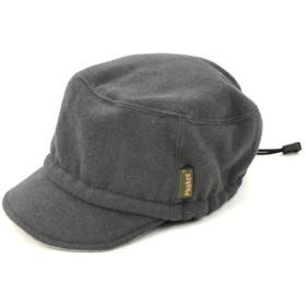 ファッティー Phatee HALF CAP SWEAT BLACK ハーフキャップスウェット ブラック ワークキャップ 帽子