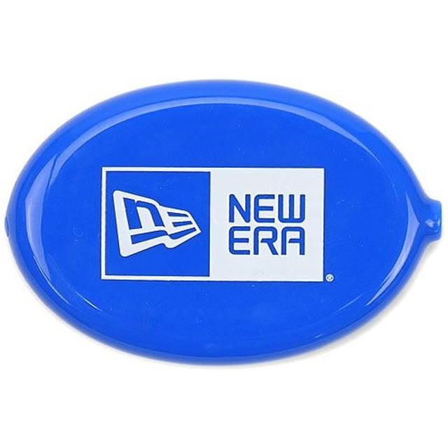 【メール便可】NEWERA ニューエラ COIN CASE コインケース ボックスロゴ ブルー N0009116 NEW ERA