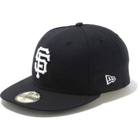 ニューエラ NEWERA キャップ MLB カスタム 59FIFTY サンフランシスコ・ジャイアンツ ブラック/ホワイト N0001646 SC/11121181