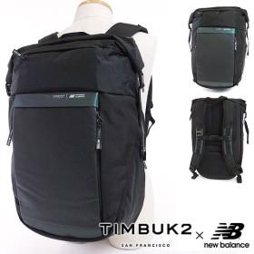 【Timbuk2×Newbalance】ティンバック2 ニューバランス Cシリーズ バックパック TIMBUK2×Newbalance C-Series デイパック リュック ブラック  284431000 FW16