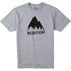 【メール便可】BURTON バートン Tシャツ メンズ MB CLASSIC MTN SS GRAY HEATHER  138821