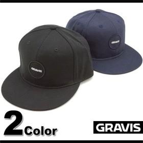 グラビス GRAVIS キャップ スナップ ベースボールキャップ  トラッカー 帽子   15227100 SS15