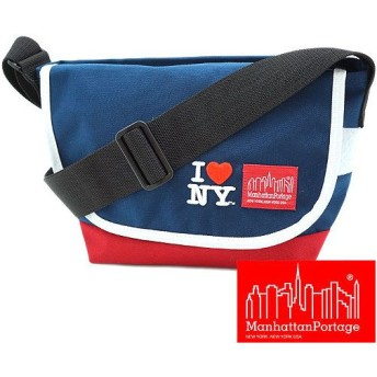 マンハッタンポーテージ Manhattan Portage  I LOVE NY アイ・ラブ・ニューヨーク NVY MP1605SJRINY