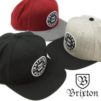 ブリクストン BRIXTON 帽子 OATH III SNAPBACK FW16