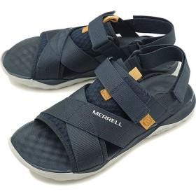 MERRELL メレル メンズ サンダル 靴 MEN 1SIX8 TELLCHILL STRAP AC+ NAVY  94173 SS18
