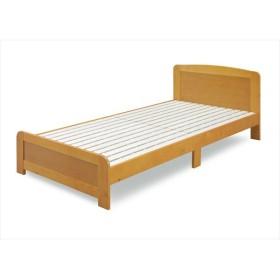 木製シングルベッド オシム ベッド シングルベッド 木製 シンプル 代引不可